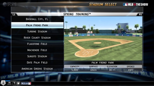 MLB 13 The Show Screenshot #354 for PS3