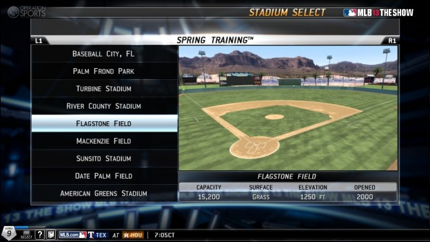 MLB 13 The Show Screenshot #357 for PS3