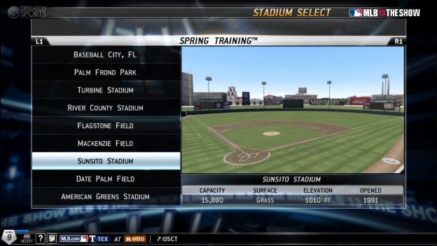MLB 13 The Show Screenshot #359 for PS3