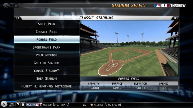 MLB 13 The Show Screenshot #398 for PS3