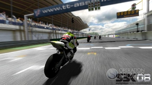 SBK08 Superbike World Championship Screenshot #35 for Xbox 360