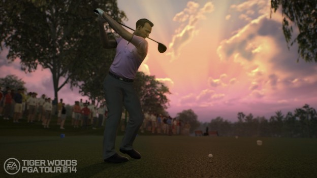Tiger Woods PGA TOUR 14 Screenshot #113 for Xbox 360