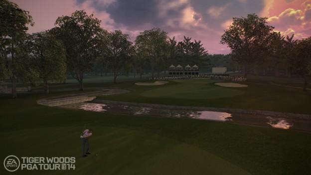 Tiger Woods PGA TOUR 14 Screenshot #114 for Xbox 360