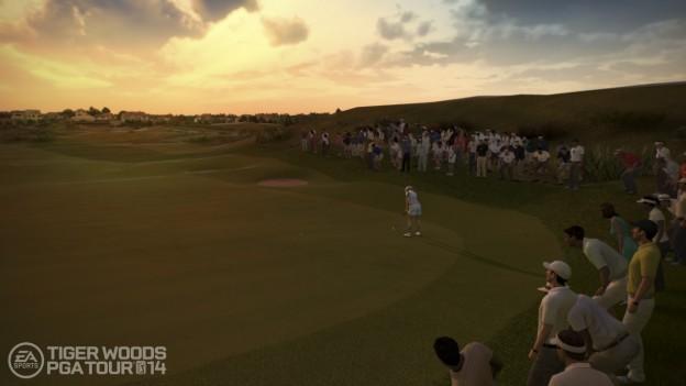 Tiger Woods PGA TOUR 14 Screenshot #116 for Xbox 360