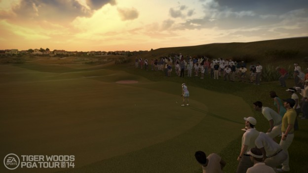 Tiger Woods PGA TOUR 14 Screenshot #22 for PS3