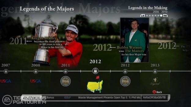 Tiger Woods PGA TOUR 14 Screenshot #24 for PS3