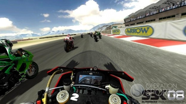 SBK08 Superbike World Championship Screenshot #48 for Xbox 360