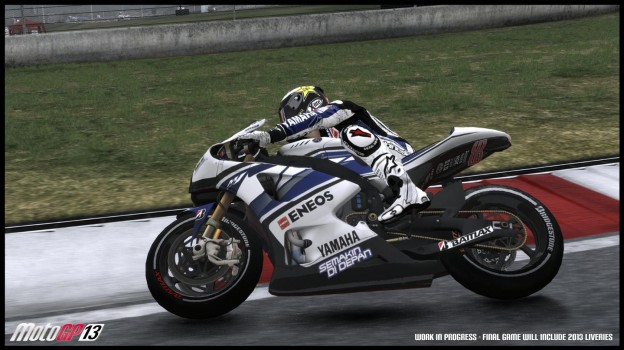 MotoGP 13 Screenshot #13 for Xbox 360