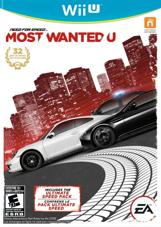 Need For Speed Most Wanted U Screenshot #1 for Wii U