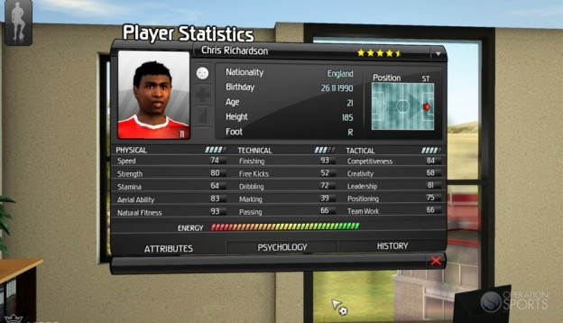 Lords of Football Screenshot #2 for PC