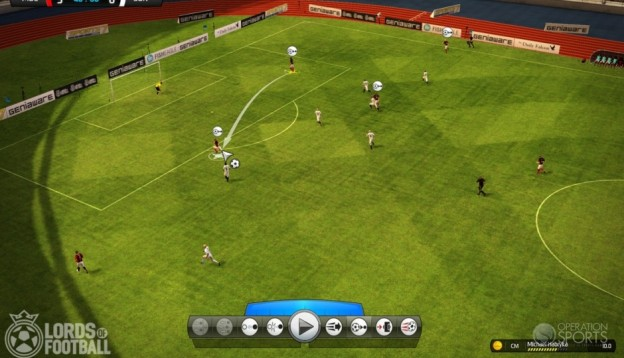 Lords of Football Screenshot #6 for PC