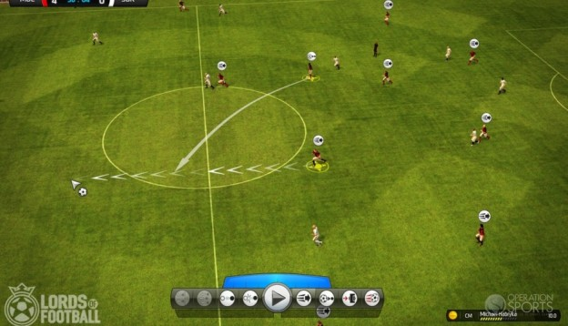 Lords of Football Screenshot #7 for PC