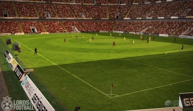 Lords of Football Screenshot #8 for PC