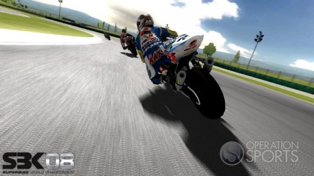 SBK08 Superbike World Championship Screenshot #51 for Xbox 360
