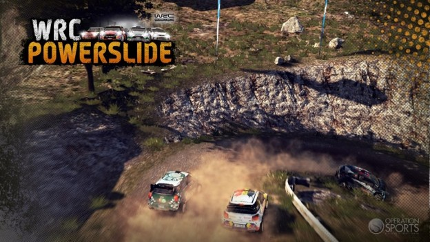 WRC Powerslide Screenshot #3 for Xbox 360