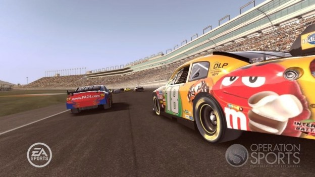 NASCAR 09 Screenshot #4 for Xbox 360