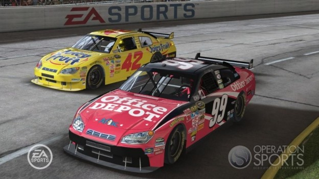 NASCAR 09 Screenshot #5 for Xbox 360