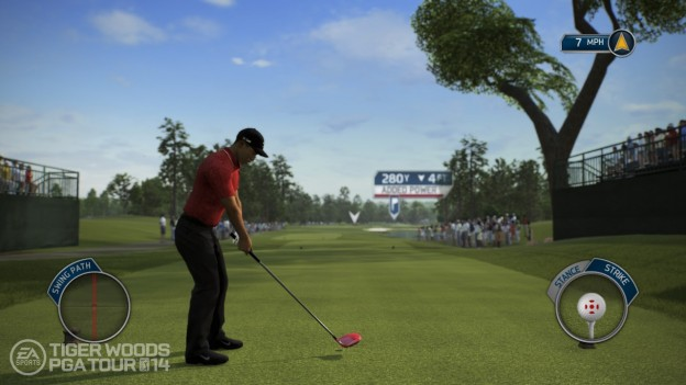 Tiger Woods PGA TOUR 14 Screenshot #120 for Xbox 360