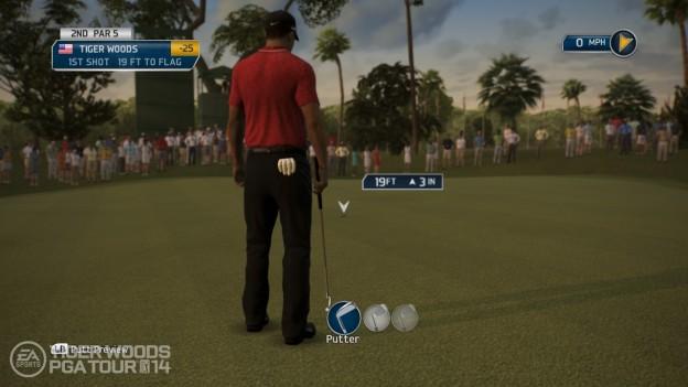 Tiger Woods PGA TOUR 14 Screenshot #121 for Xbox 360