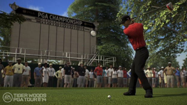 Tiger Woods PGA TOUR 14 Screenshot #122 for Xbox 360