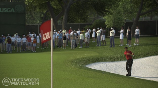 Tiger Woods PGA TOUR 14 Screenshot #123 for Xbox 360