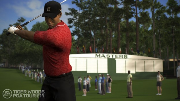 Tiger Woods PGA TOUR 14 Screenshot #124 for Xbox 360