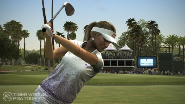 Tiger Woods PGA TOUR 14 Screenshot #128 for Xbox 360