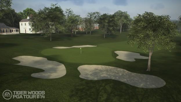 Tiger Woods PGA TOUR 14 Screenshot #133 for Xbox 360