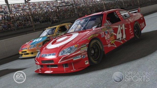 NASCAR 09 Screenshot #8 for Xbox 360