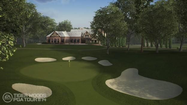 Tiger Woods PGA TOUR 14 Screenshot #36 for PS3