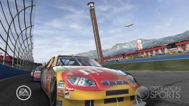 NASCAR 09 Screenshot #9 for Xbox 360