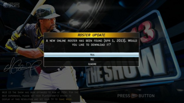 MLB 13 The Show Screenshot #488 for PS3