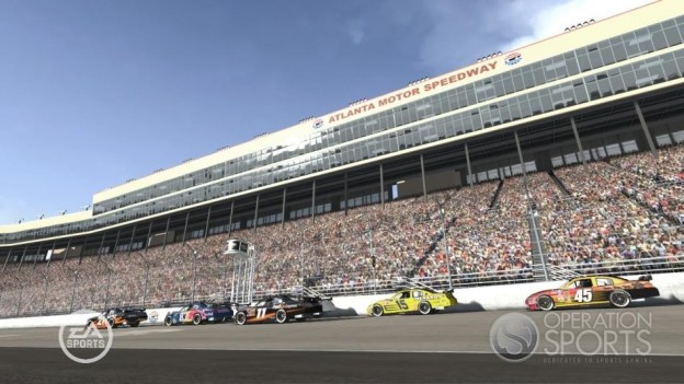NASCAR 09 Screenshot #11 for Xbox 360