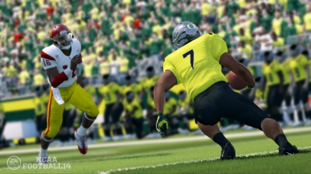 NCAA Football 14 Screenshot #25 for Xbox 360