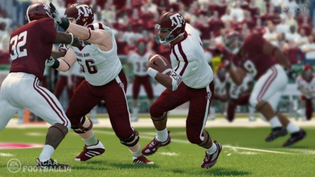 NCAA Football 14 Screenshot #4 for PS3