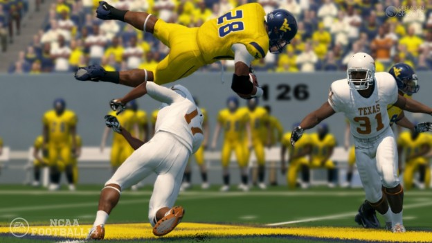 NCAA Football 14 Screenshot #5 for PS3