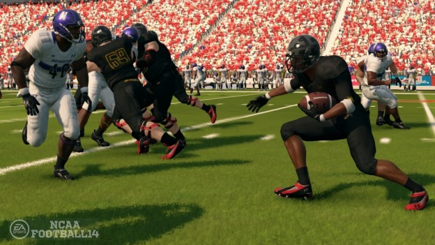 NCAA Football 14 Screenshot #6 for PS3