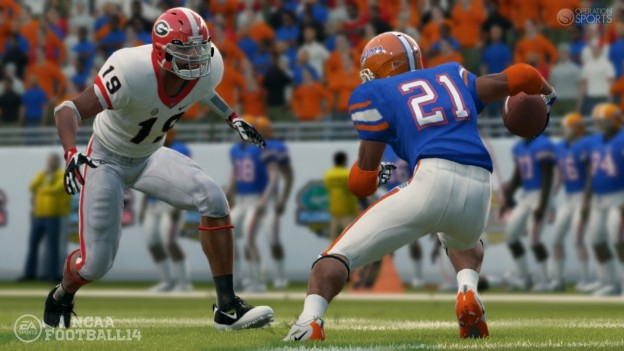 NCAA Football 14 Screenshot #7 for PS3