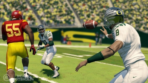 NCAA Football 14 Screenshot #9 for PS3