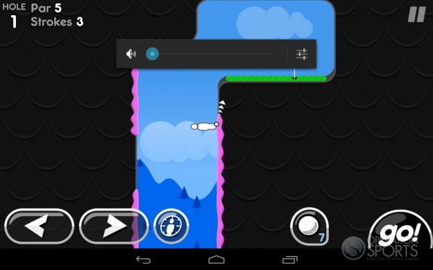 Super Stickman Golf 2 Screenshot #5 for Android
