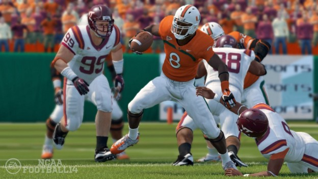 NCAA Football 14 Screenshot #10 for PS3