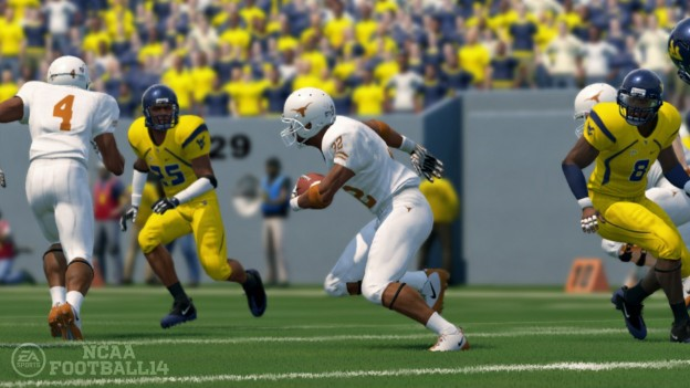 NCAA Football 14 Screenshot #11 for PS3