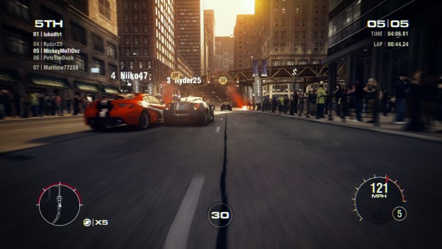 GRID 2 Screenshot #43 for Xbox 360
