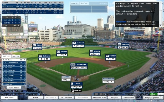 Dynasty League Baseball Online Screenshot #41 for PC