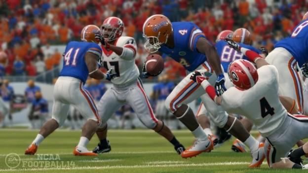 NCAA Football 14 Screenshot #12 for PS3