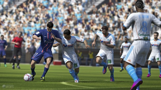 FIFA Soccer 14 Screenshot #4 for Xbox 360