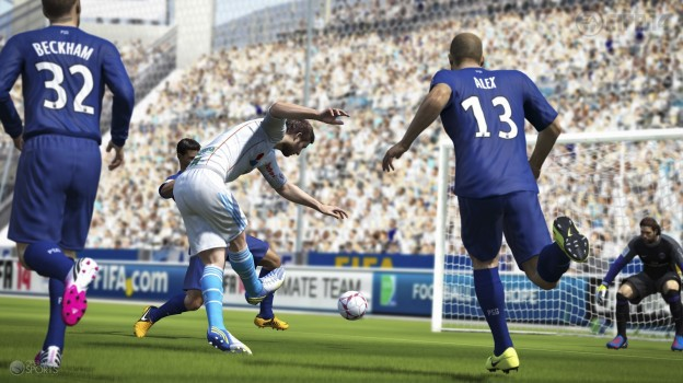 FIFA Soccer 14 Screenshot #5 for Xbox 360