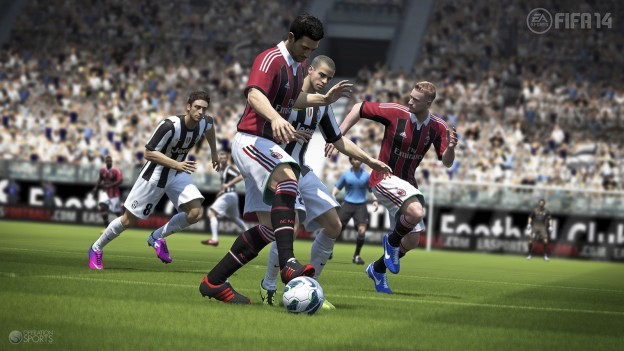 FIFA Soccer 14 Screenshot #6 for Xbox 360