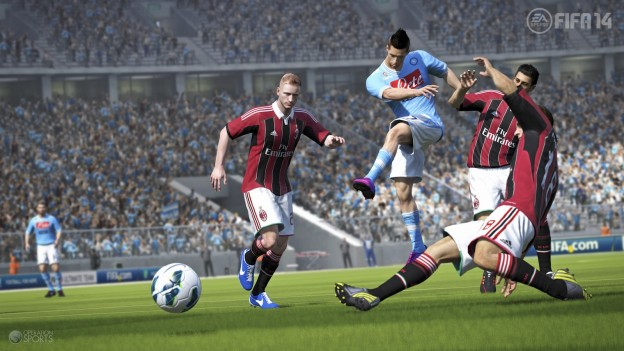 FIFA Soccer 14 Screenshot #7 for Xbox 360