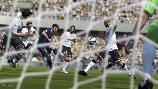 FIFA Soccer 14 Screenshot #8 for Xbox 360